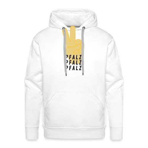 Pfalz Peace - Männer Premium Hoodie
