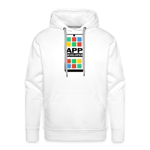 App Developer - Männer Premium Hoodie