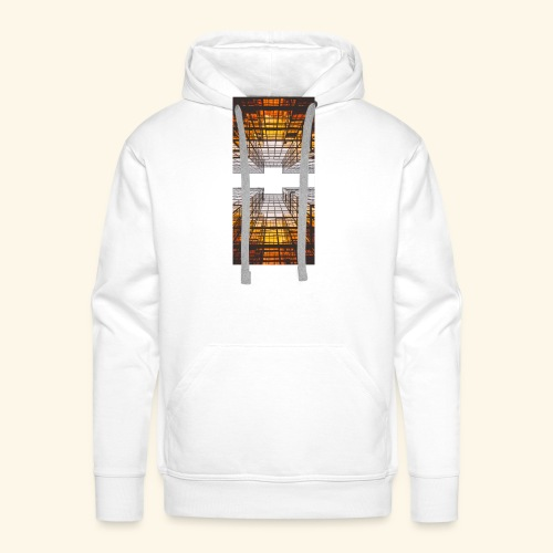 City - Männer Premium Hoodie