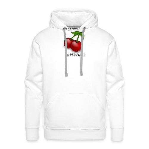 Ne me casse pas les C... - Sweat-shirt à capuche Premium pour hommes