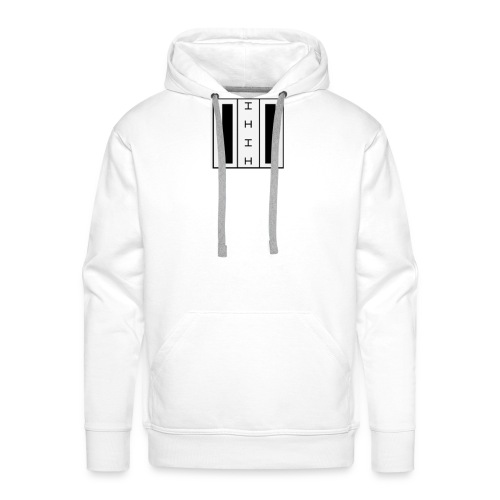 IHIH Shirt. - Mannen Premium hoodie