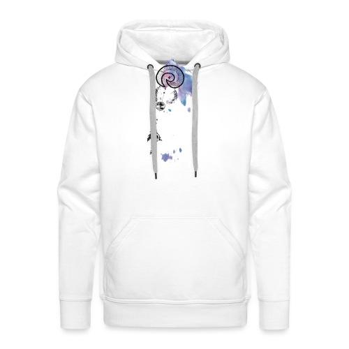 Dreamcatcher purple - Männer Premium Hoodie