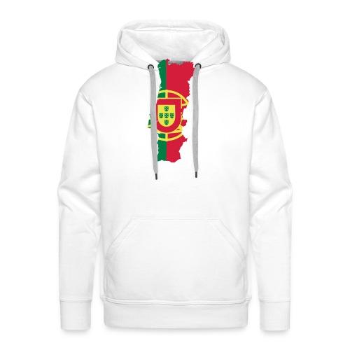 Portugal - Sweat-shirt à capuche Premium pour hommes