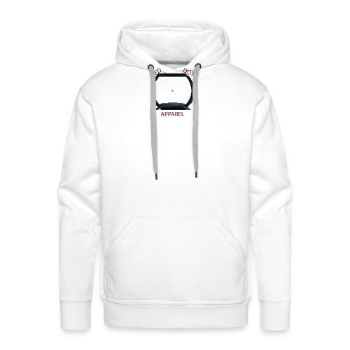 Red Dot Apparel png - Men's Premium Hoodie