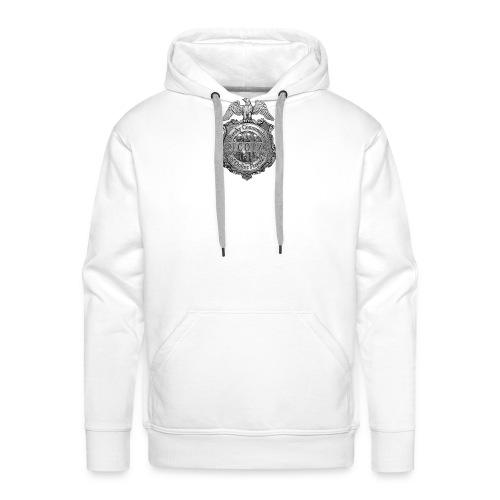 logo gross - Männer Premium Hoodie