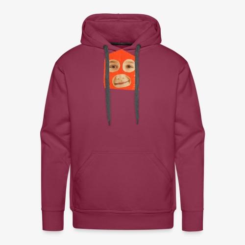 Abul Fissa - Sweat-shirt à capuche Premium pour hommes