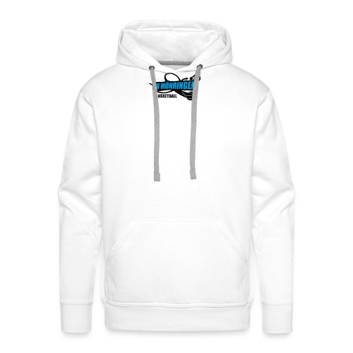 kleines Logo für Digitaltransfer - Männer Premium Hoodie