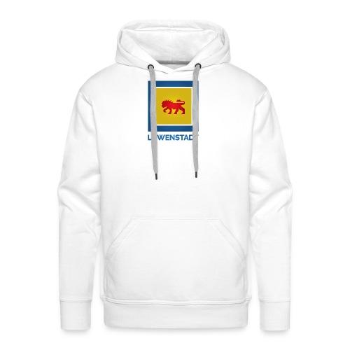 Löwenstadt Fan Design 11 - Männer Premium Hoodie
