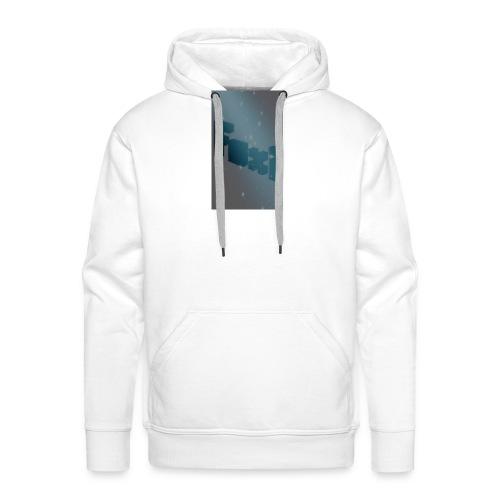 Foxi logo - Sweat-shirt à capuche Premium pour hommes