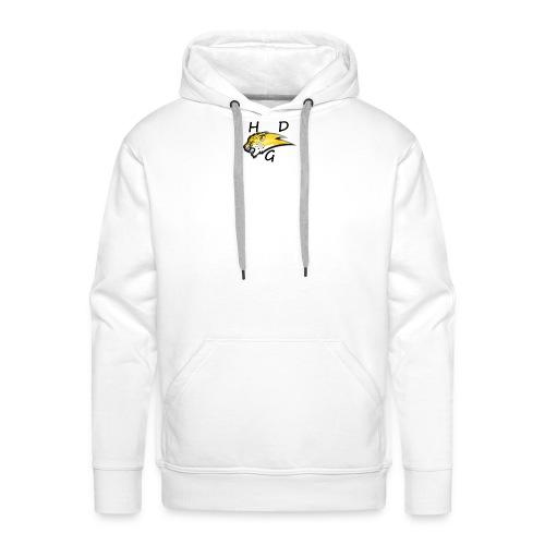 HDG CHEETAH - Mannen Premium hoodie