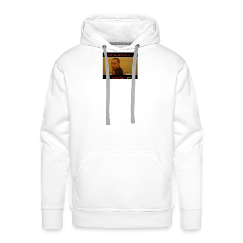Telling Liam He Is Adopted - Men's Premium Hoodie