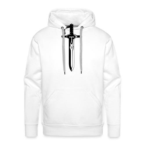 Tērauds Logo - Men's Premium Hoodie