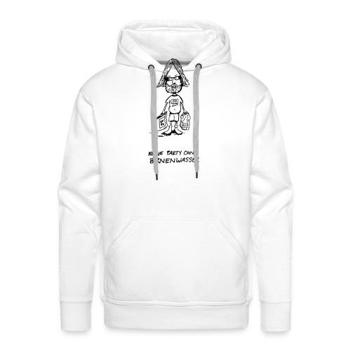 Birnenwasser - Männer Premium Hoodie
