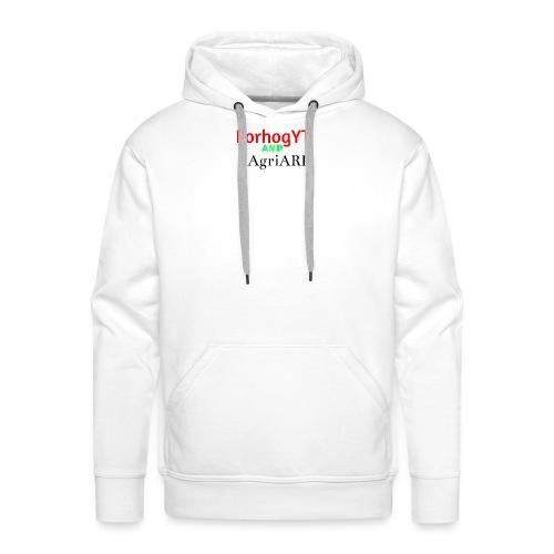 988 - Sweat-shirt à capuche Premium pour hommes