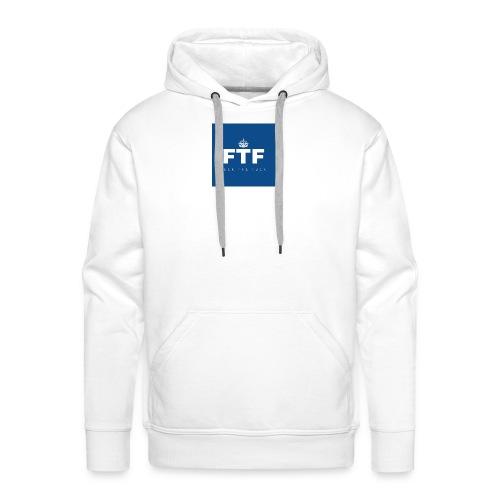 FTF ORIGINAL BASICS - Sudadera con capucha premium para hombre