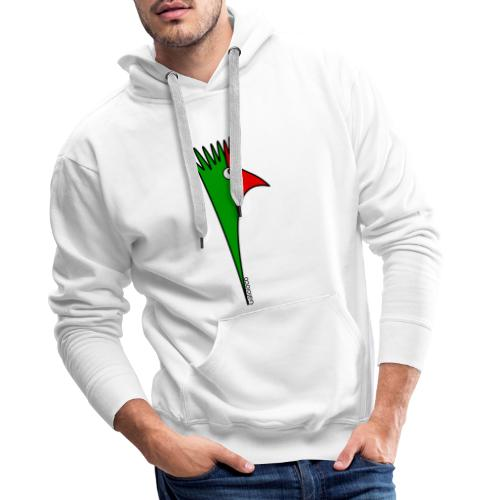 Galoloco - Sweat-shirt à capuche Premium pour hommes