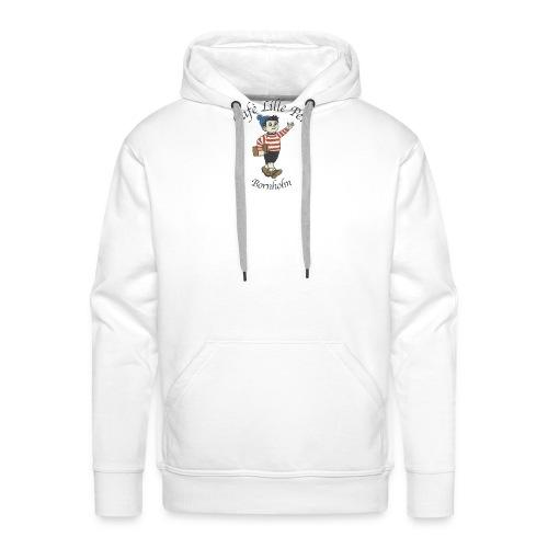 LillePer Logo 300dpi - Herre Premium hættetrøje