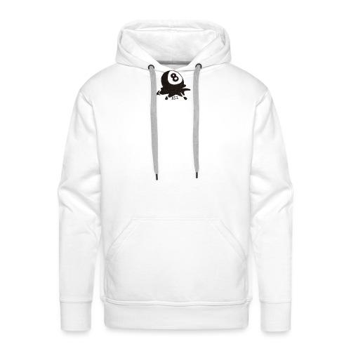 8 ball - Sweat-shirt à capuche Premium pour hommes