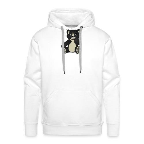 Baby Bear Kind Cartoon - Männer Premium Hoodie