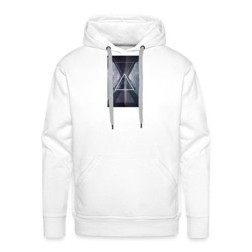 SHAPE - Bluza męska Premium z kapturem