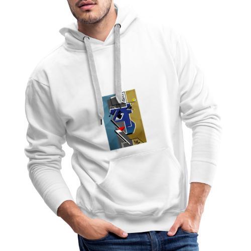BBOY - Sudadera con capucha premium para hombre