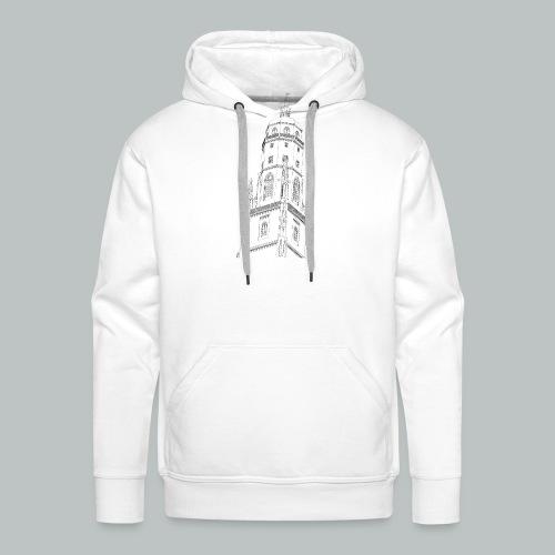 Nördlingen T-Shirt Daniel schwarz - Männer Premium Hoodie