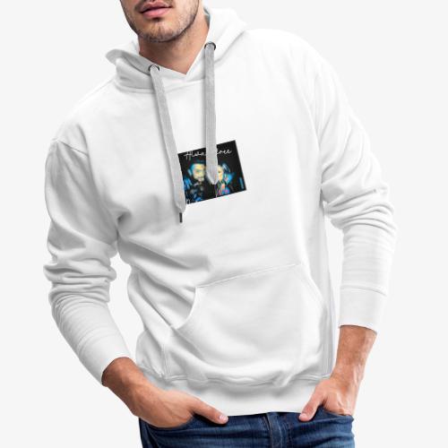 Eli camiseta cumple - Sudadera con capucha premium para hombre
