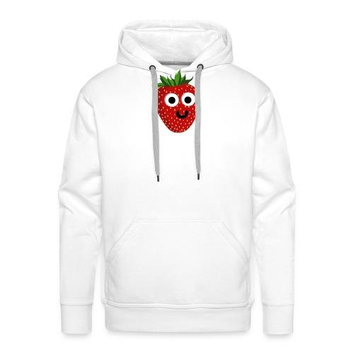 Strawberry - Männer Premium Hoodie