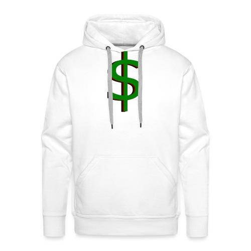 dollar - Mannen Premium hoodie