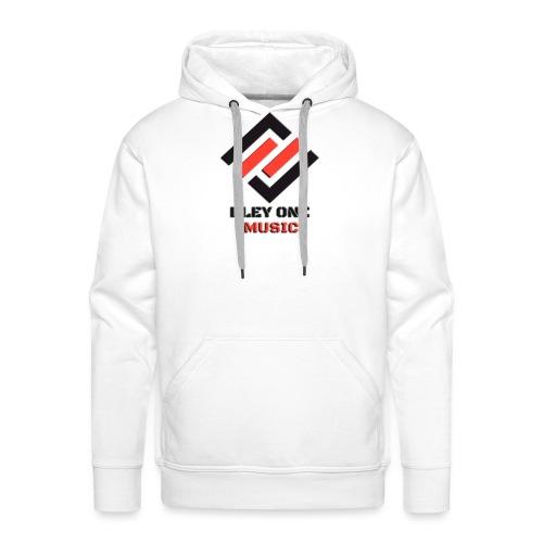 logo designer - Sudadera con capucha premium para hombre
