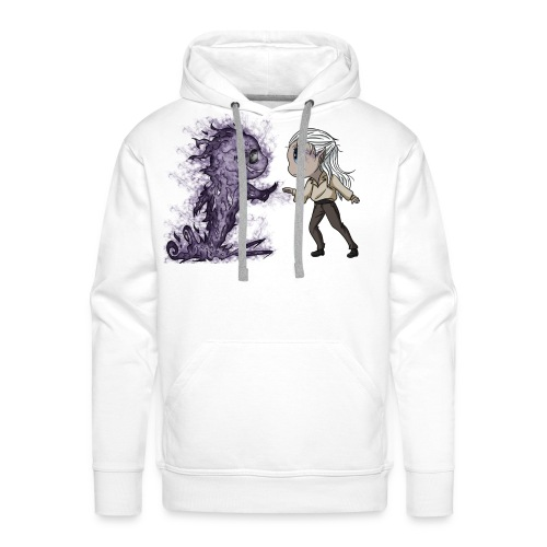 Darkside - Sweat-shirt à capuche Premium pour hommes