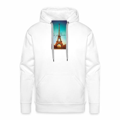 paris - Premiumluvtröja herr