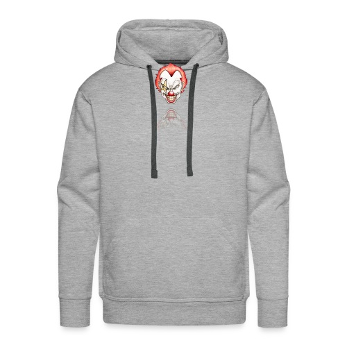 clown-png - Mannen Premium hoodie
