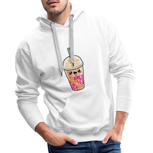 00411 Iced Coffee Charli Damelio - Sudadera con capucha premium para hombre