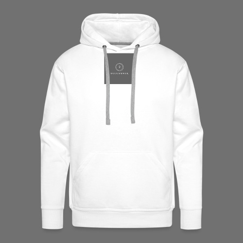 DElicouwer - Sweat-shirt à capuche Premium pour hommes