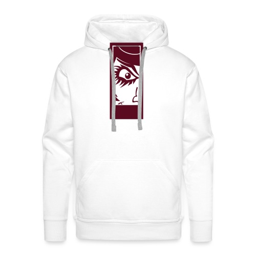 Clockwork eye - Men's Premium Hoodie