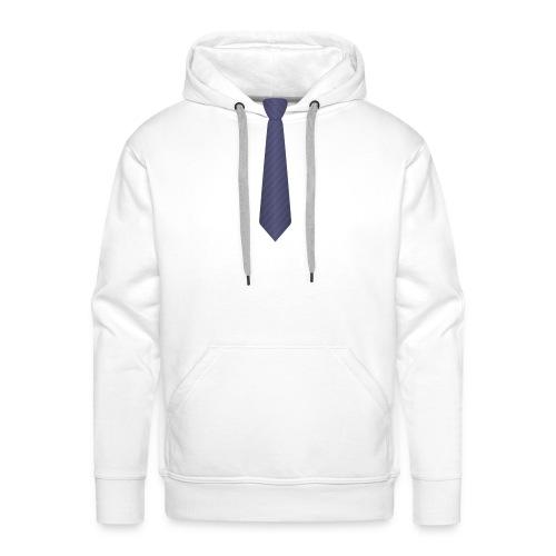 Krawatte - Männer Premium Hoodie