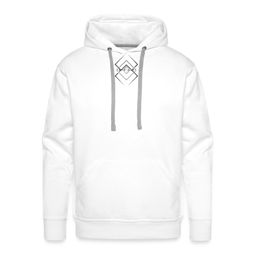 Izanami Minimal White - Männer Premium Hoodie