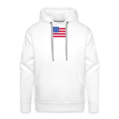 United States of America - Männer Premium Hoodie