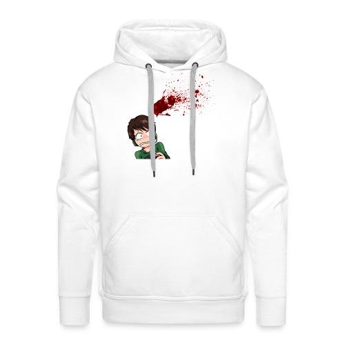 tumblr_static_7dsyozktuz48w4swo4kkwc4k8.png - Sweat-shirt à capuche Premium pour hommes