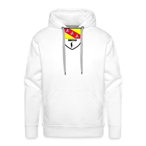 106345 OMV26W 776 - Sweat-shirt à capuche Premium pour hommes