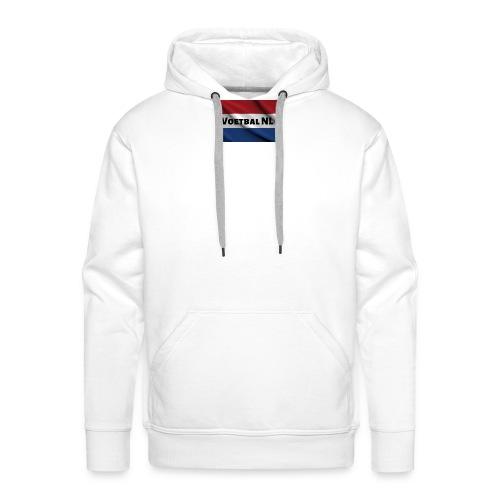 Voetbal NL - Mannen Premium hoodie