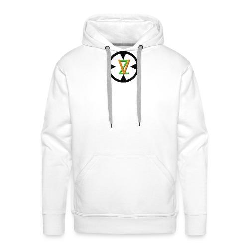 T-shirt Zombivial - Sweat-shirt à capuche Premium pour hommes