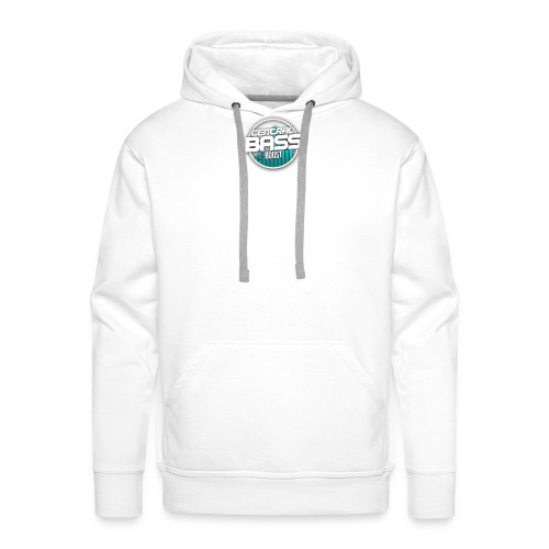 Plain T-Shirt with Logo - Men's Premium Hoodie