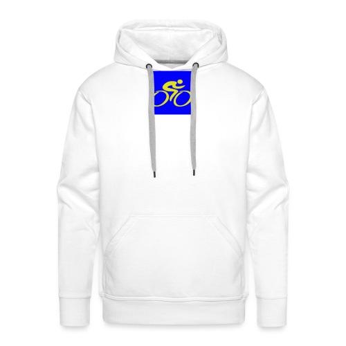Tour de Epe Logo 2017 2018 2 png - Mannen Premium hoodie