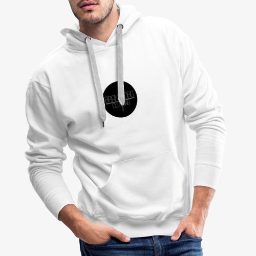 Brandborg clothing - Herre Premium hættetrøje