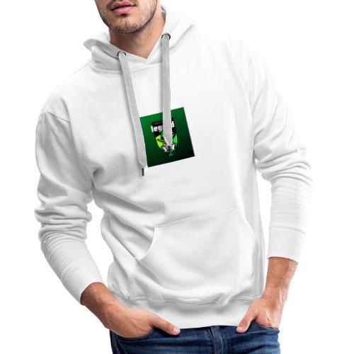 legend - Herre Premium hættetrøje