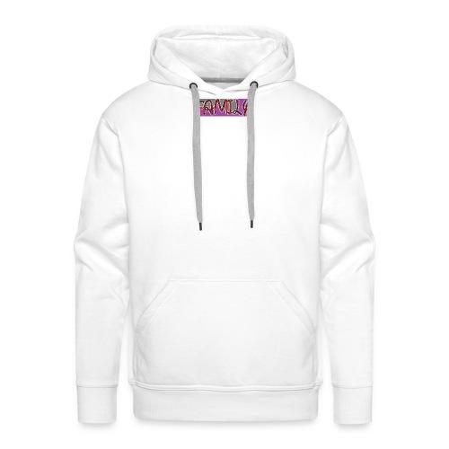 Anacondipigeons - Sweat-shirt à capuche Premium pour hommes
