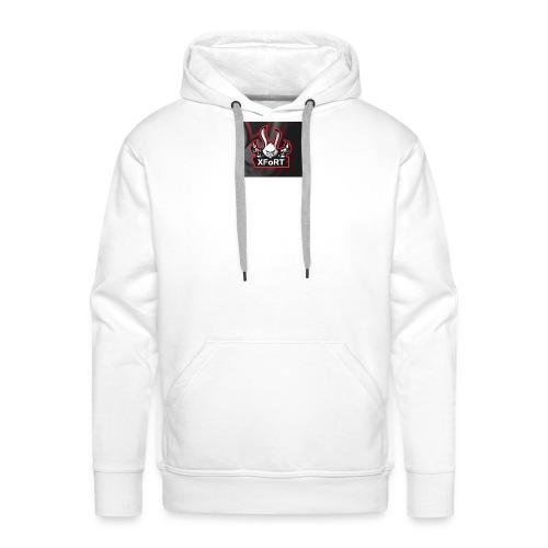 XFoRt - Sweat-shirt à capuche Premium pour hommes
