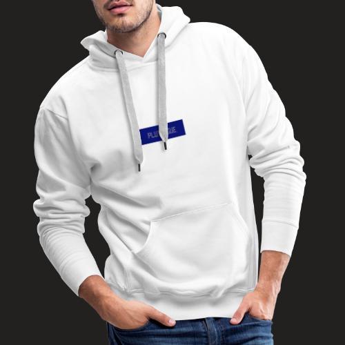 Plutongue Basic - Männer Premium Hoodie